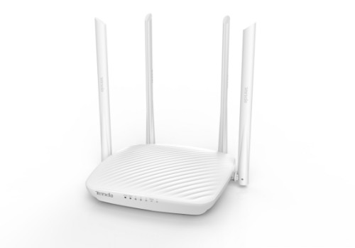 Tenda F9 wireless router Single-band (2.4 GHz) Gigabit Ethernet White