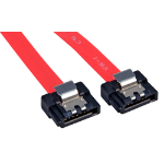 Lindy Internal SATA, 0.2m SATA cable Red