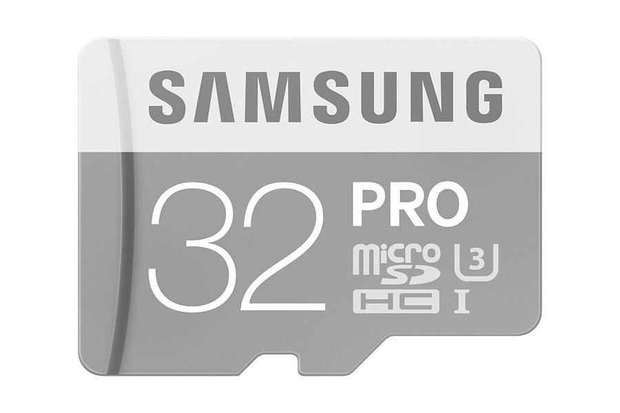 Samsung 32GB microSDHC 32GB MicroSDHC UHS Class 10 memory card