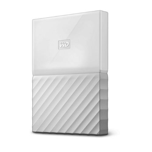 Western Digital My Passport external hard drive 3000 GB White