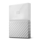 Western Digital My Passport external hard drive 3000 GB White