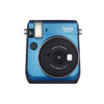 Fujifilm film Instax Mini 70 Instant Camera - Blue inc 10 Shots