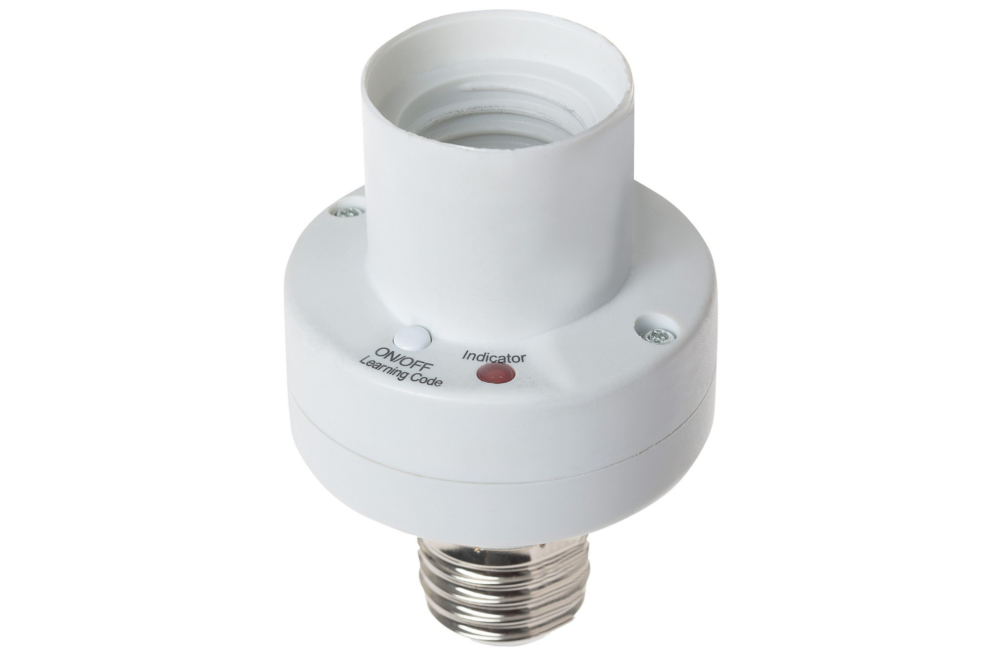 MAPLIN ORB RF Remote Controlled Mains Light Bulb Socket with Remote Control