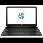 "Laptop HP 15-F233WM Celeron 4GB 500GB 15.6"" Win10 Negro dir"