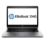 "HP EliteBook Folio 1040 G1 1.6GHz i5-4200U 14"" 1920 x 1080pixels 3G 4G Silver Notebook"