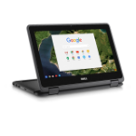 "DELL Chromebook 3189 Zwart 29,5 cm (11.6"") 1366 x 768 Pixels Touchscreen 1,6 GHz Intel® Celeron® N3060"