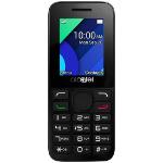"""Alcatel 10.54 1.8"""" Zwart, Grijs Instapmodel telefoon"""
