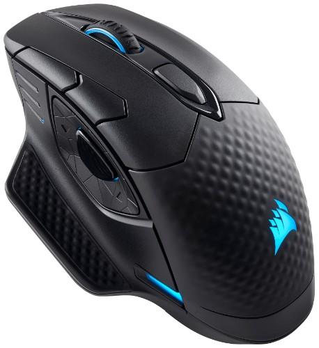 Corsair DARK CORE RGB SE mice RF Wireless+Bluetooth Optical 16000 DPI
