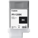 Canon PFI-120BK Origineel Zwart 1 stuk(s)