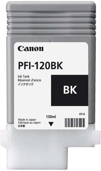 Canon 2885C001 (PFI-120 BK) Ink cartridge black, 130ml