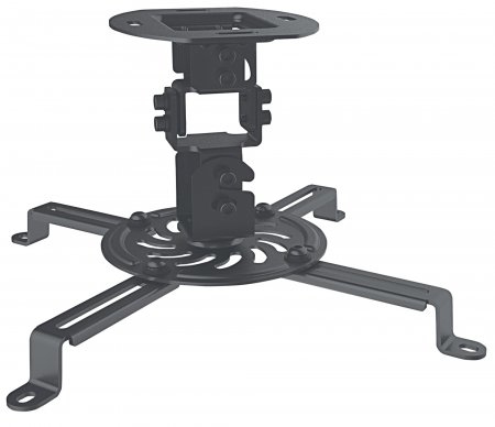 Manhattan Projector Ceiling Mount, Max 13.5kg, Black