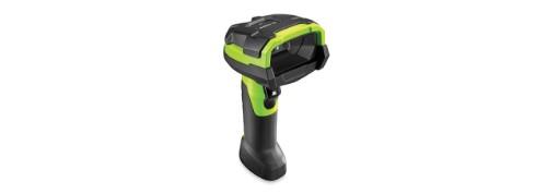 Zebra DS3678-SR Handheld bar code reader 1D/2D LED Black,Green