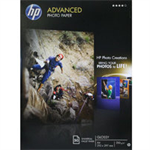 HP Advanced Glossy -50 sht/A4/210 x 297 mm photo paper
