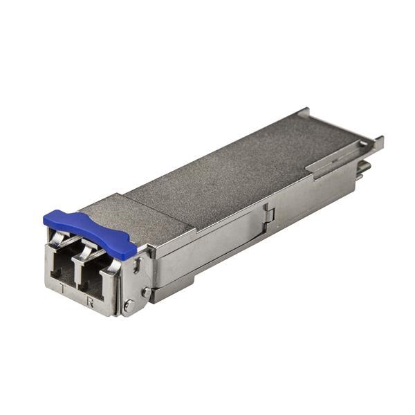 StarTech.com Módulo Transceptor QSFP+ Compatible con Cisco QSFP-40G-LR4 - 40GBASE-LR4