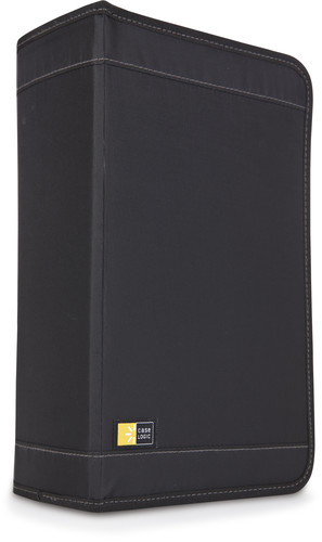 Case Logic 3201448 Wallet case 136 discs Black