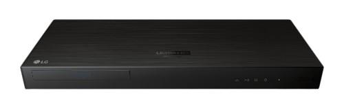 LG UP970 Blu-Ray player 3D Black DVD/Blu-Ray player