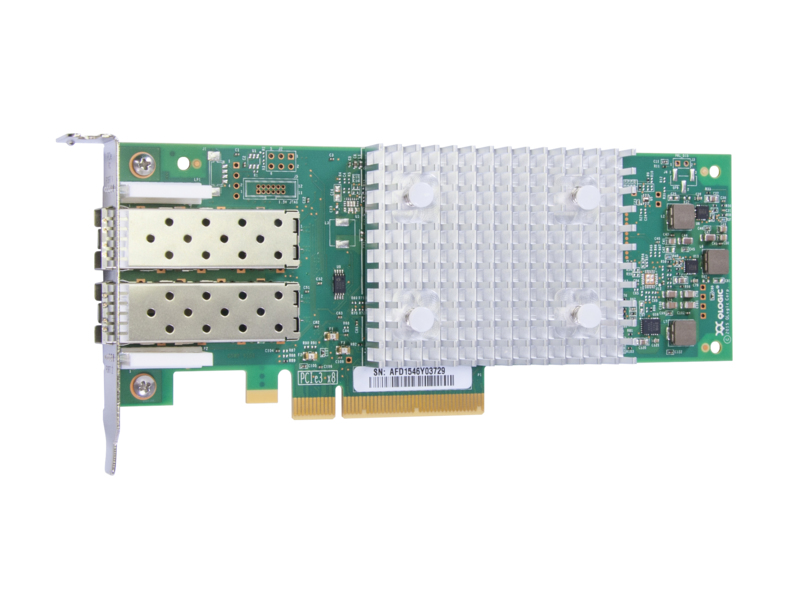 StoreFabric SN1600Q 32GB Dual Port Fibre Channel Host Bus Adapter