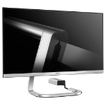 "AOC PDS241 23.8"" Full HD AH-IPS Silver computer monitor"