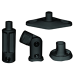 Newstar Universal Wall & Ceiling Speaker Mount (set of two) - Black