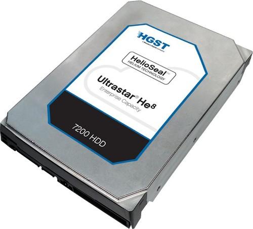 "Western Digital Ultrastar He8 3.5"" 8000 GB SAS"
