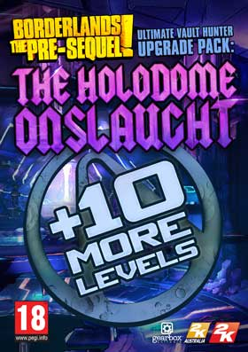 Nexway Borderlands The Pre-Sequel: Ultimate Vault Hunter Upgrade Pack: The Holodome Onslaught (DLC) Video game downloadable content (DLC) PC Español