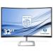 Philips E Line Monitor LCD curvo con Ultra Wide-Color 328E9FJAB/00