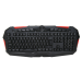Powercool RG100 USB QWERTY English Black