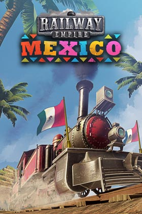 Nexway Railway Empire: Mexico (DLC) Video game downloadable content (DLC) PC Español