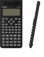 Canon F-718SGA calculator Desktop Scientific Black