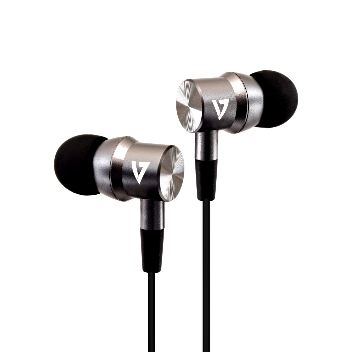 Ha111-3eb Noise Isolating Stereo Earbuds With Microphone