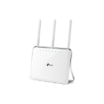 TP-LINK AC 1900 router inalámbrico Doble banda (2,4 GHz / 5 GHz) Gigabit Ethernet Blanco