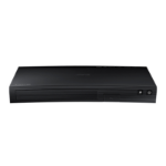 Samsung BD-J5500 Blu-Ray player 2.0 3D Black Blu-Ray player