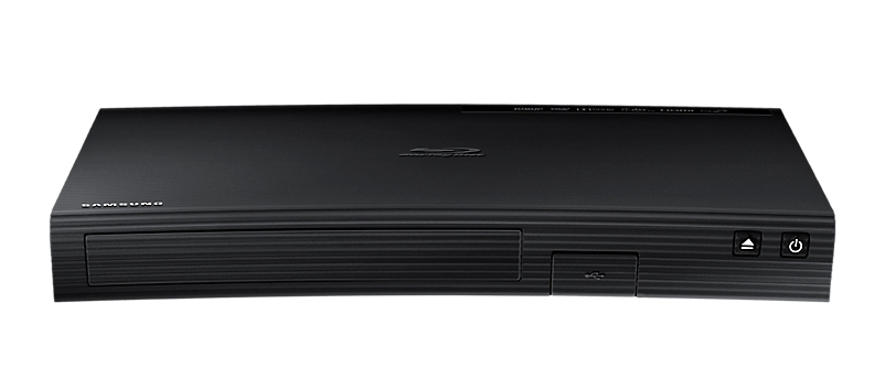 Samsung BD-J5500 Blu-Ray player 2.0channels 3D Black Blu-Ray player
