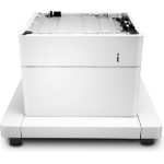 HP LaserJet 1x550 papierinvoer met kast