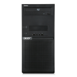 Acer Extensa M2710 3.7GHz i3-6100 Black PC