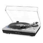 Victrola Professional Series SIL Belt-drive audio turntable