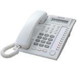PANASONIC TELEFONO PANASONIC KX-T7730 HIBRIDO CON PANTALLA DE 1 LINEA, 12 TECLAS DSS Y ALTAVOZ (BLANCO) dir