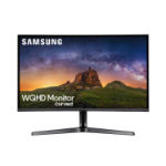 "Samsung C32JG50QQU LED display 80 cm (31.5"") 2560 x 1440 pixels WQHD Curved Matt Black,Silver"