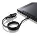 Lenovo 0A36247 Auto Black mobile device charger