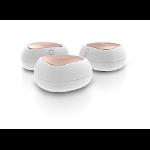 D-Link COVR-C1203 Copper, White Internal Dual-band (2.4 GHz / 5 GHz) Wi-Fi 5 (802.11ac) 2