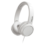 Philips 3000 series TAH4105WT/00 headphones/headset Head-band 3.5 mm connector White