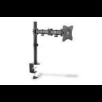 """Digitus DA-90361 monitor mount / stand 68.6 cm (27"""") Clamp Black"""