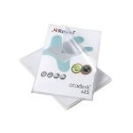 Rexel Ecodesk L Folders Clear (25)