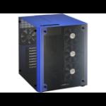 Lian Li PC-O8WBU computer case Cube Black,Blue