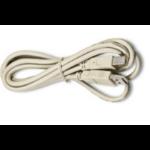 Intermec 2m USB-A - USB-B USB-kabel 2.0 USB A USB B Wit