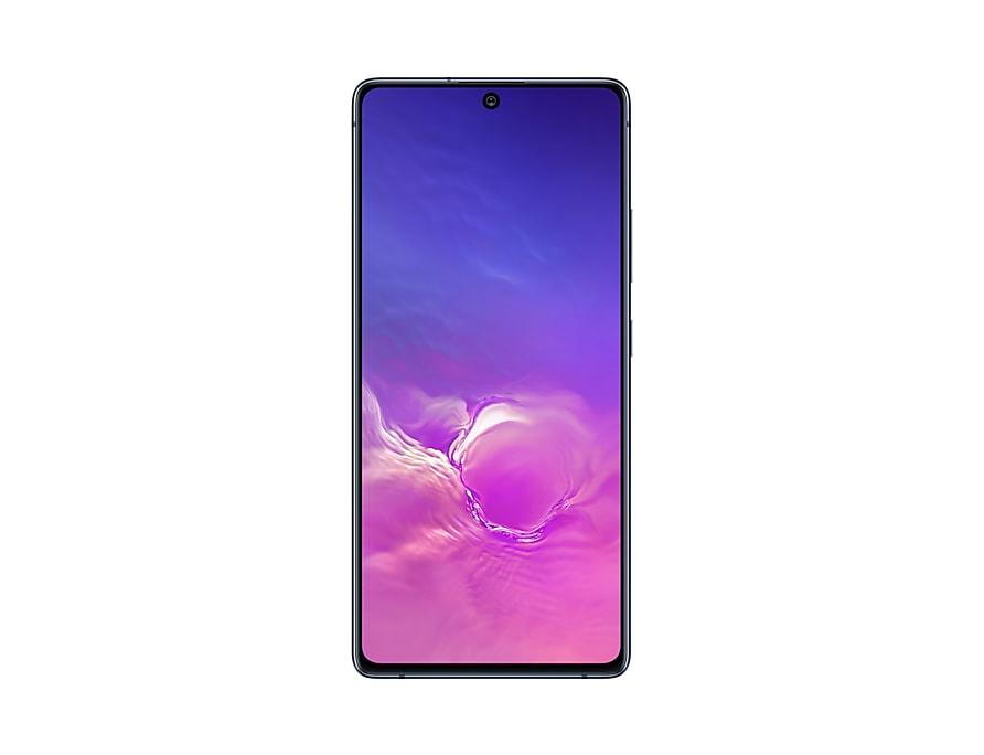 "Samsung Galaxy S10 Lite SM-G770F 17 cm (6.7"") 8 GB 128 GB Ranura híbrida Dual SIM 3G USB Tipo C Negro Android 10.0 4500 mAh"
