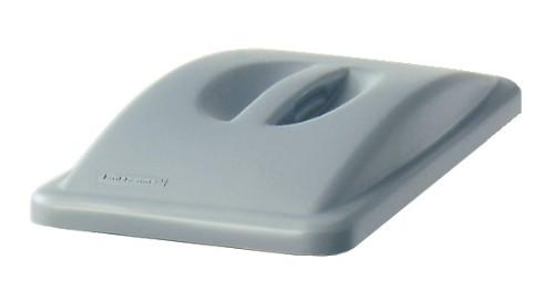 Rubbermaid Slim Jim 2688-88 trash can accessory Lid Grey