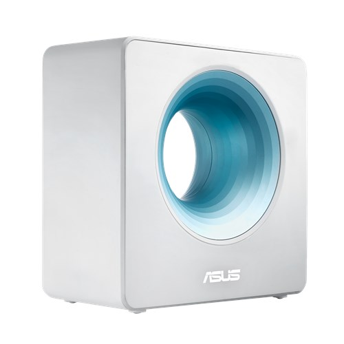 ASUS AC2600 Dual Band WiFi Router for Smart Home, complete network security with AiProtection and 1-year