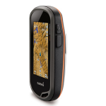 "Garmin Oregon 600 Handheld 3"" TFT Touch screen 209.8g Black,Grey,Orange"
