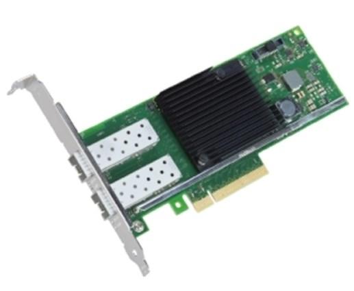 Intel X710DA2BLK adaptador y tarjeta de red Fibra 10000 Mbit/s Interno